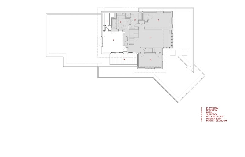 Office of mark armstrong architect for 221 armstrong floor plans